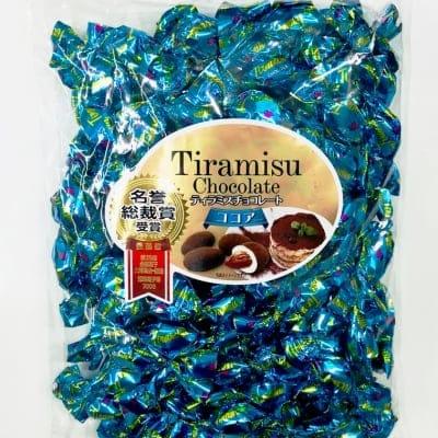 大ロングセラー商品♪ティラミスチョコレートパッケージリニューアル!(ユウカ)400g