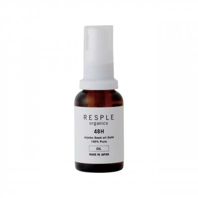 【NEW】RESPLE organics Jojoba Seed oil Gold 30ml