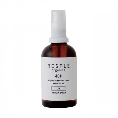 【NEW】RESPLE organics Jojoba Seed oil Gold 100ml