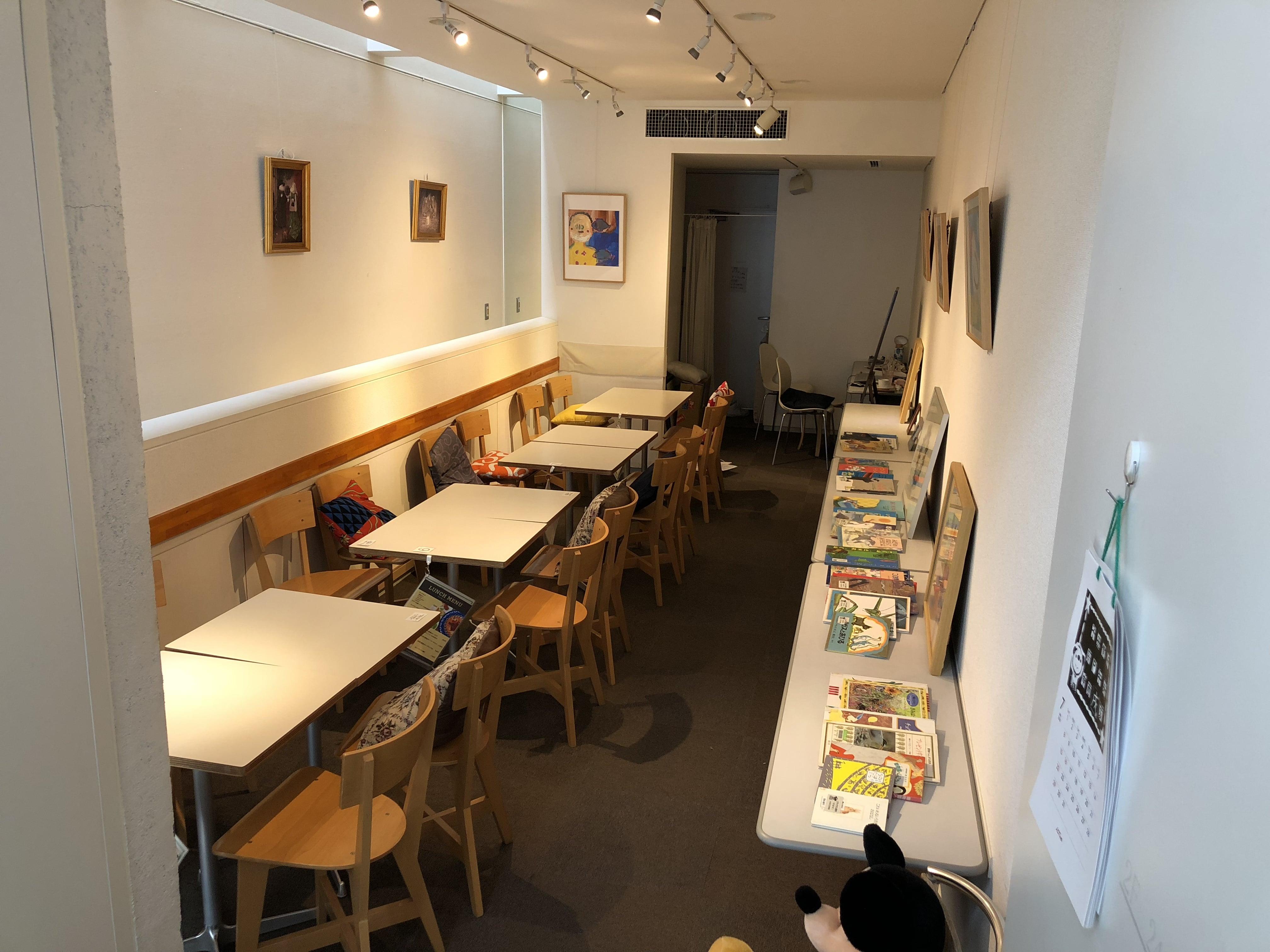 2階壁面ギャラリー【店頭払い専用】のイメージその1