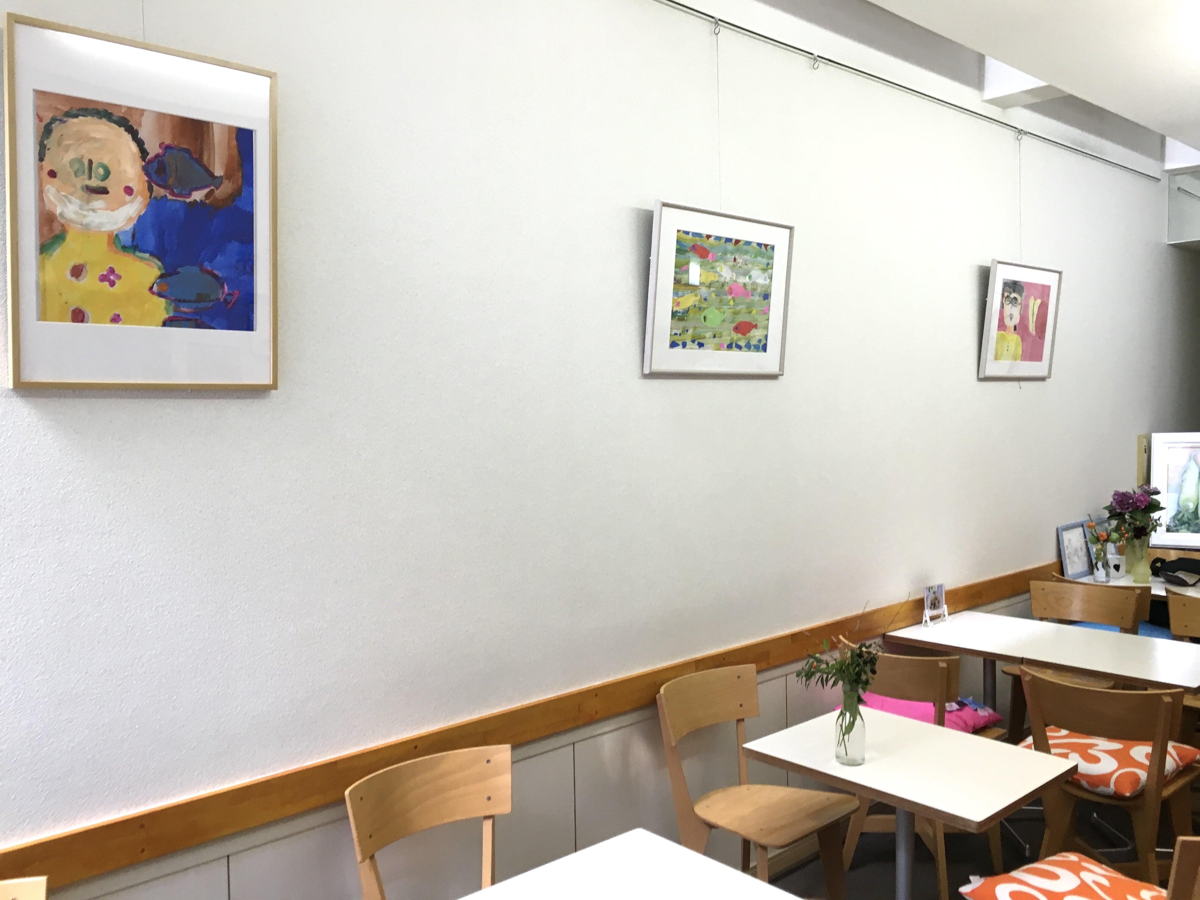 1階壁面ギャラリー【店頭払い専用】のイメージその2