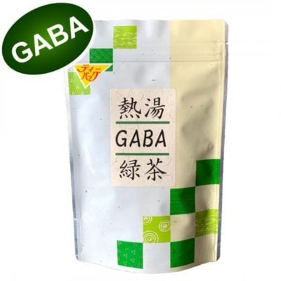 知覧茶(煎茶)GABA緑茶★ティーパッグ(3g×15袋入り)スリムパッケージ/☆水...