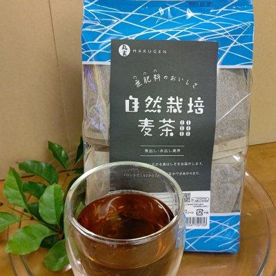 自然栽培 麦茶 10g×20p