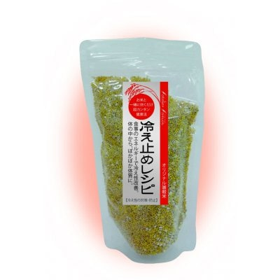 <冷え止めレシピ>すらっとファームのオリジナル雑穀米シリーズ