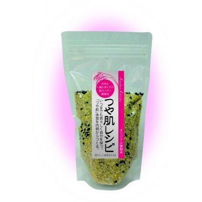 <つや肌レシピ>すらっとファームのオリジナル雑穀米シリーズ