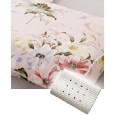 日伸産業  ニュー磁気まくら 枕カバー付  1 個