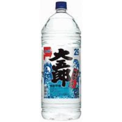 神奈川県限定 4Lペットボトル 大五郎 アサヒビール  アサヒ甲類焼酎25度 2700円