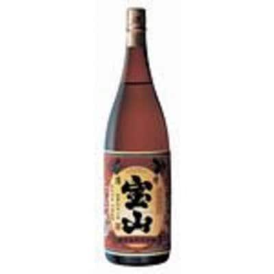 神奈川県限定 1.8L瓶 薩摩宝山 本格芋焼酎25度 西酒造