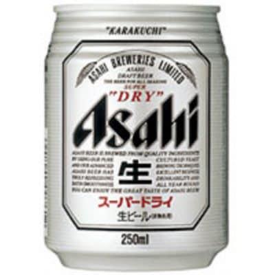 神奈川県限定 250ml  アサヒ スーパードライ 6×4  4730円