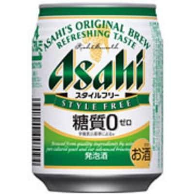 神奈川県限定 250ml アサヒ スタイルフリー 6本パック×4