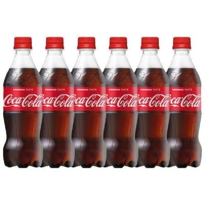 500ml コカ・コーラ24本
