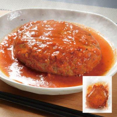 粗挽きジューシーハンバーグ(トマトソース )170g (税込 380 円)  送料別