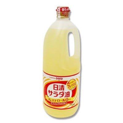 日清サラダ油 1500g 498円
