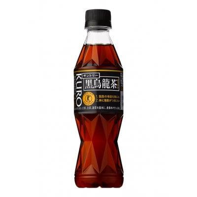 350ml サントリー 黒烏龍茶 24本  3700円