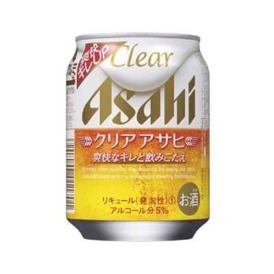 神奈川県限定250ml缶  アサヒ クリアアサヒ