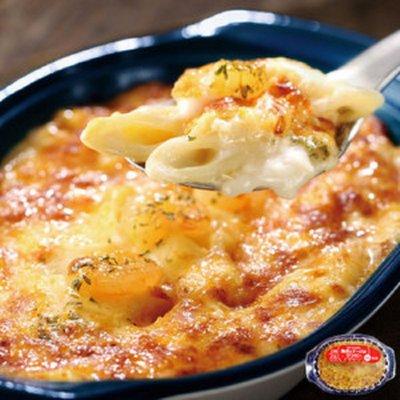 海老とチーズのグラタン  360円