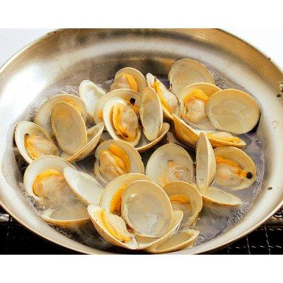 ホンビノス貝5キロ(小さめ酒蒸しおすすめサイズ)