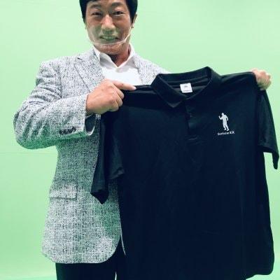 FKK ポロシャツ Sサイズ ブラック