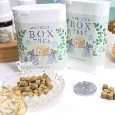 免疫力を育てるモリンガサプリメント|日本産モリンガ 有機栽培認定畑栽培|Medicine Box Tree