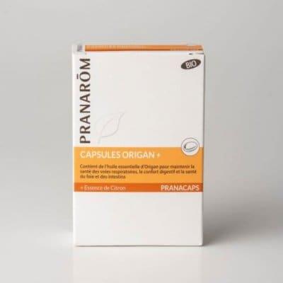 オレガノ・カプセル プラナロム社のカプセルサプリメント 安心のアロマテラピー精油とオーガニック植物油を配合した栄養補助食品|感染症の予防|
