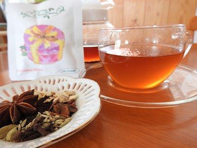 クリスマス 紅茶ブレンド ギフト