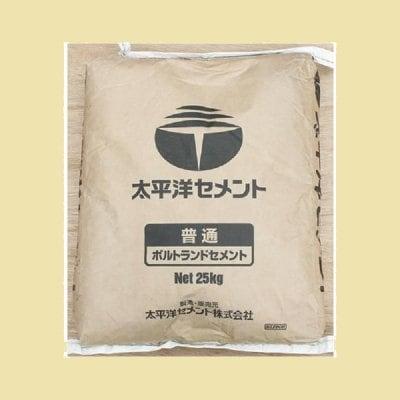 セメント 25kg袋 普通ポルトランドセメント(小倉プール受け渡し)