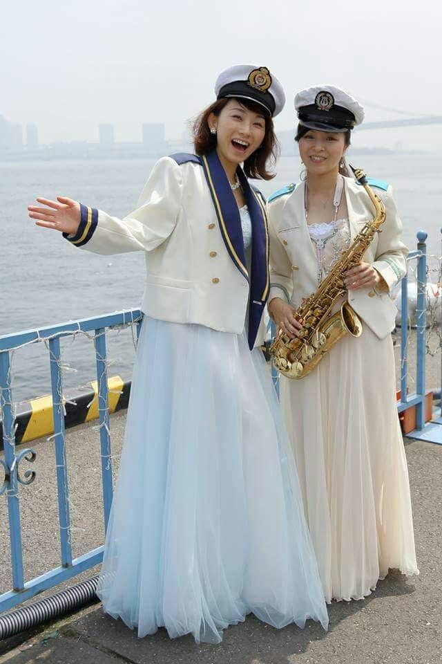 ♪満員御礼♪【銀行振込み専用】2018.01.13sat  Masumi Matsuyama Dinner Cruise Web ticket~サックス奏者松山真寿美ディナークルーズショーウェブチケット♪~のイメージその3