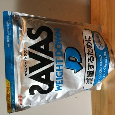 プロテイン SAVAS【ザバス】ウエイトダウンプロテイン約50食1050グラム ヨーグルト風味