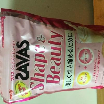 プロテイン 【ダイエット】SAVASザバス シェイプアンドビューティー約50食分700グラム ミルクティー風味