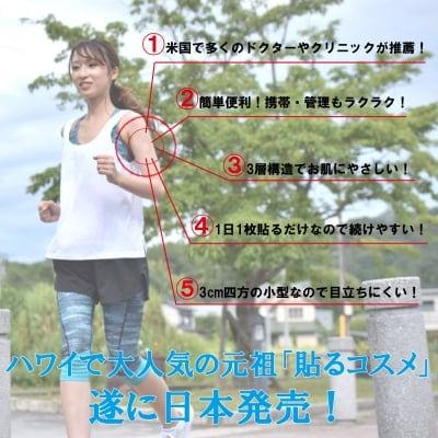 [貼るサプリメント]PatchMD(30日分)