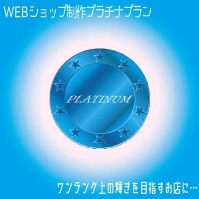 WEBショップ制作[プラチナプラン]HTML領域以外の制作代行