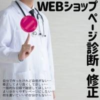 WEBショップ診断&修正