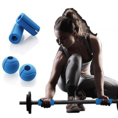ダンベル&バーベルグリップ|最強の腕と握力を作るアイテム