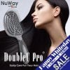 [WDポイント20%還元]NuWay4hair Double C Pro|日本初上陸!話題のヘアブラシ