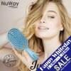 [WDポイント10%還元]NuWay4hair Junior C Brush|日本初上陸!話題のヘアブラシ