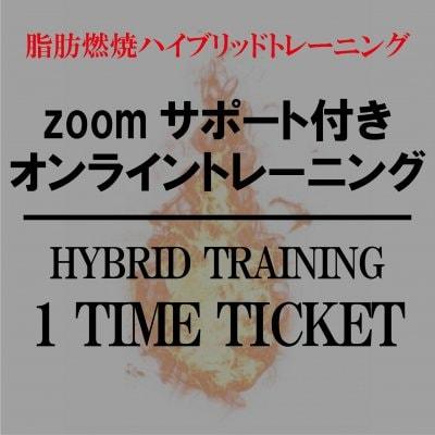 オンライングループトレーニング【zoomサポート付き】|脂肪燃焼ハイブリッドトレーニング