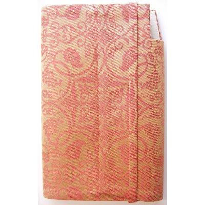 【かる〜い わ手帖】日本の伝統美を活かした「和布と和紙の自由帳」mini