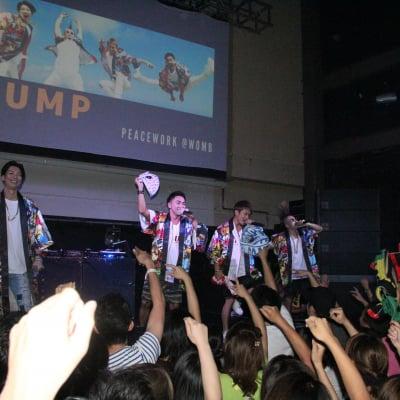 【店頭払い専用】★11/23 (金) 20:00〜23:30 ★『 PeaceWork 〜Special guest:TRUMP 〜』