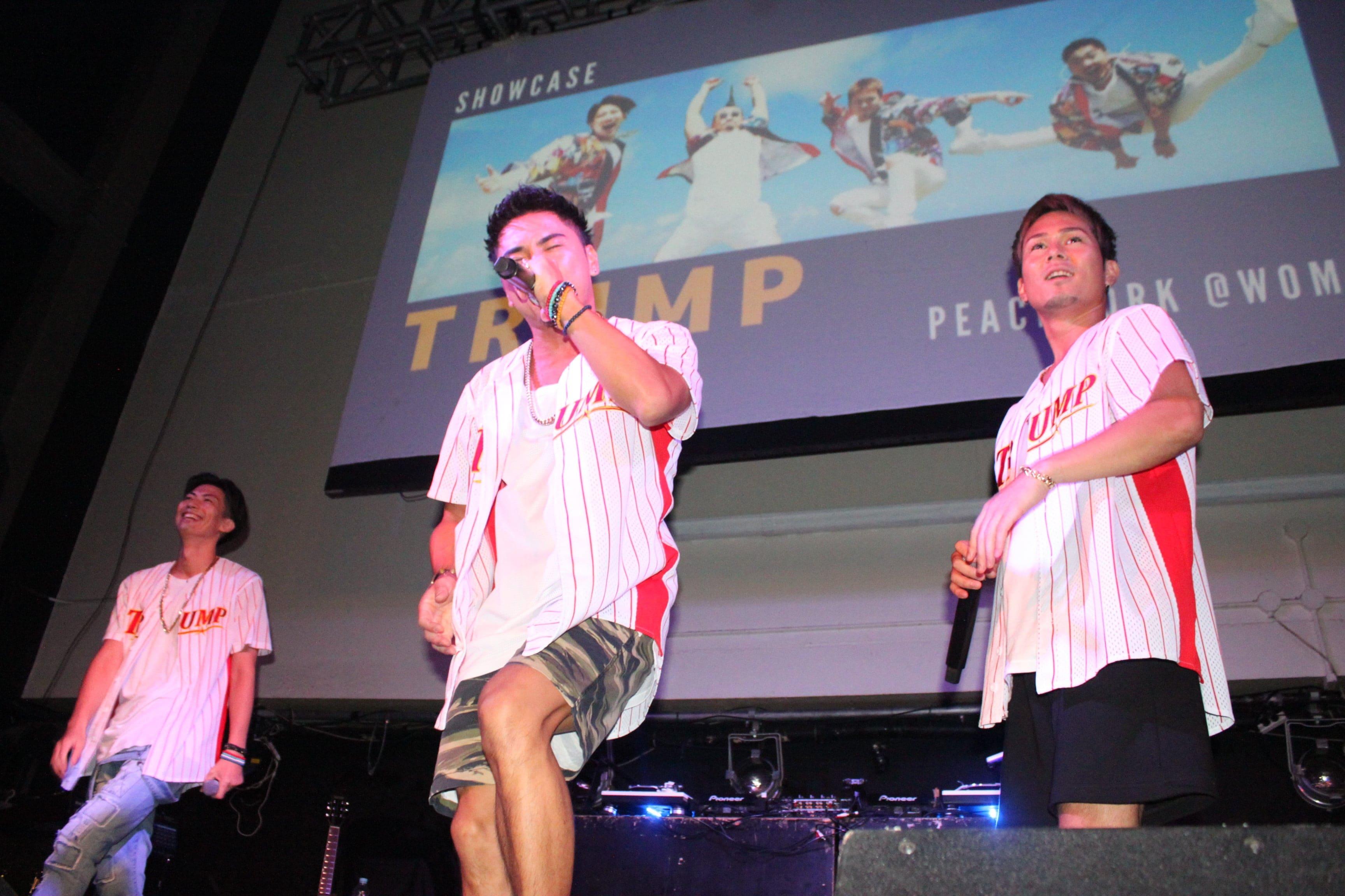 【店頭払い専用】★11/23 (金) 20:00〜23:30 ★『 PeaceWork 〜Special guest:TRUMP 〜』のイメージその3