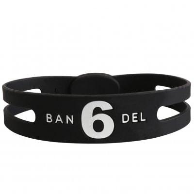 BANDEL ブレスレット レギュラー(ブラック)NO.6 Mサイズ