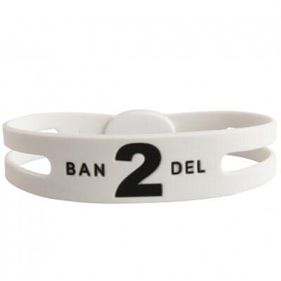 BANDEL ブレスレット レギュラー(ホワイト)NO.2 Mサイズ