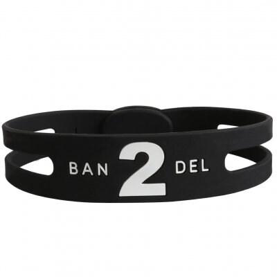 BANDEL ブレスレット レギュラー(ブラック)NO.2 Mサイズ