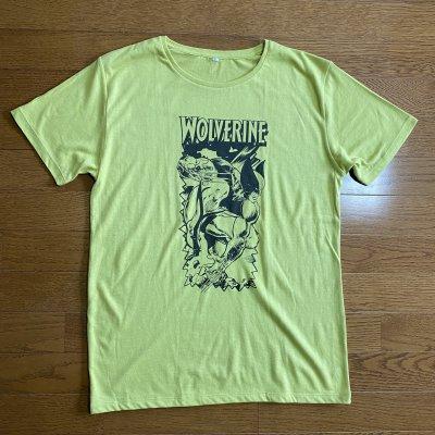 ウルヴァリンTシャツ Lサイズ