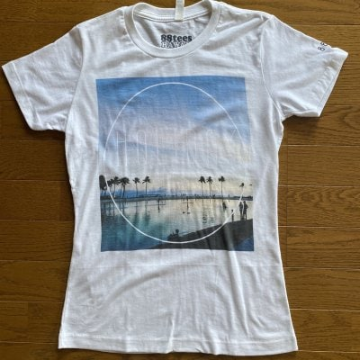 88TEES ハワイアンブランド エイティーエイティーズ Tシャツ Mサイズ