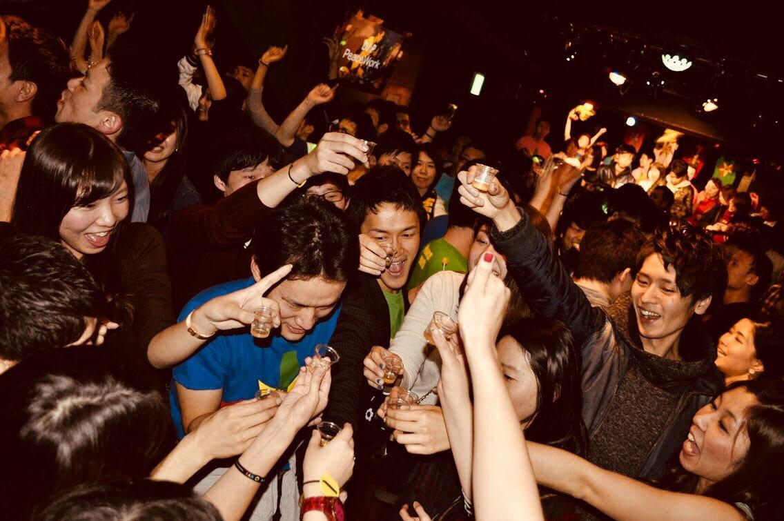 【店頭払い専用】★11/23 (金) 20:00〜23:30 ★『 PeaceWork 〜Special guest:TRUMP 〜』のイメージその2