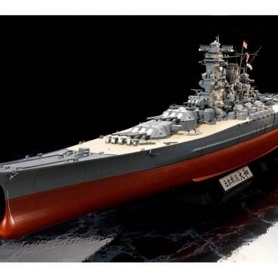 戦艦大和 タミヤ 1/350 艦船シリーズ 日本戦艦 プレミアム大和