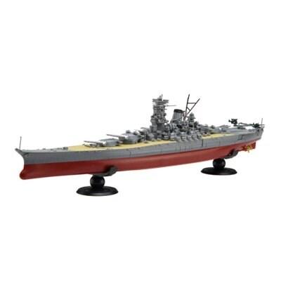 フジミ模型 1/700スケール 艦NEXTシリーズ N0.1 日本海軍戦艦大和