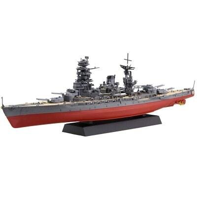 フジミ模型 1/700スケール 艦NEXTシリーズ N0.13 日本海軍戦艦長門 昭和19年捷一号作戦
