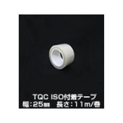 TQC ISO付着テープ 11m [3巻セット] KT-SP3010
