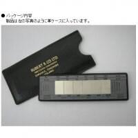 RUBERT 100シリーズ比較見本板グリットブラスト KB-129、ショットブラス...